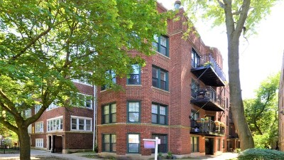 Condo/Townhouse For Sale: 1241 West Jarvis Avenue #G1