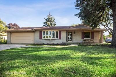 Des Plaines Single Family Home For Sale: 501 West Dempster Street