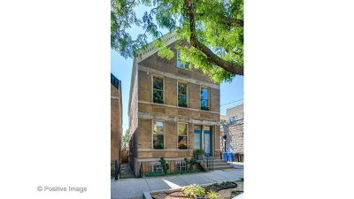 Multi Family Home For Sale: 2247 West Belden Avenue