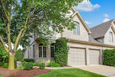 Western Springs Condo/Townhouse For Sale: 5516 Heritage Court