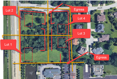 Frankfort Residential Lots & Land For Sale: 20667 Lagrange Road