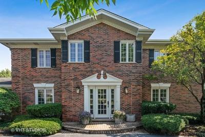Oak Brook Single Family Home For Sale: 35 Bradford Lane