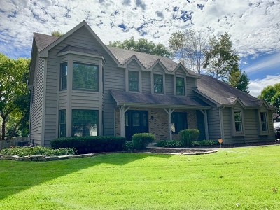 Naperville Single Family Home For Sale: 1404 Sequoia Road