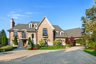 Oak Brook Single Family Home For Sale: 20 Tuscan Court