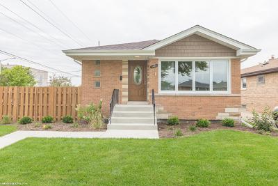 Norridge IL Single Family Home For Sale: $399,500