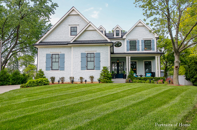 Wheaton Single Family Home For Sale: 909 West Elm Street