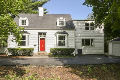 Glenview Single Family Home New: 1755 Maplewood Lane