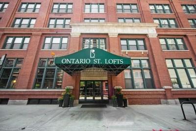 Condo/Townhouse New: 411 West Ontario Street #519