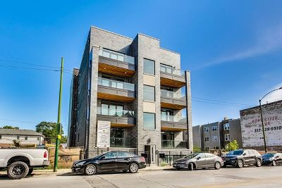 Condo/Townhouse For Sale: 2512 West Diversey Avenue #3W