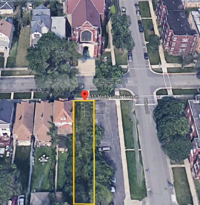 Chicago Residential Lots & Land For Sale: 655 North Lotus Street