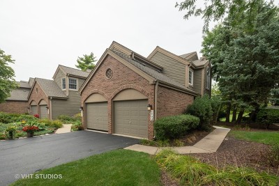 Naperville Condo/Townhouse For Sale: 1508 Aberdeen Court #1508