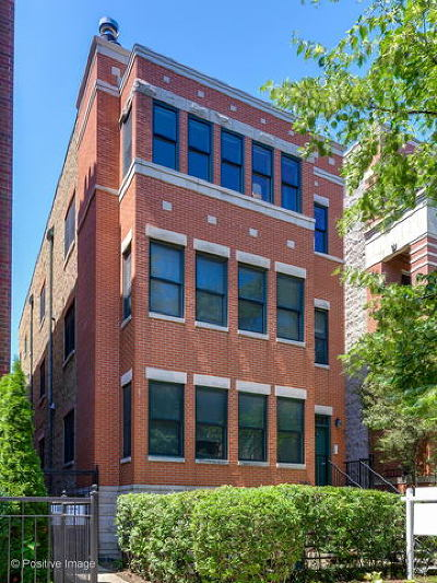 Condo/Townhouse New: 2150 North Racine Avenue #3