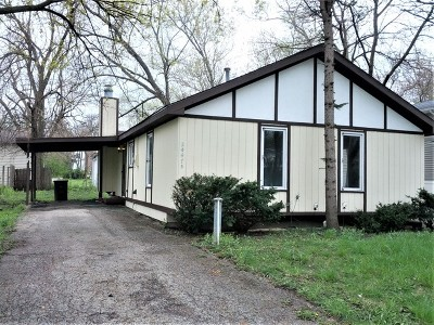 Round Lake Single Family Home For Sale: 24475 West Forest Avenue