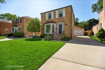 Des Plaines Single Family Home New: 485 Rose Avenue