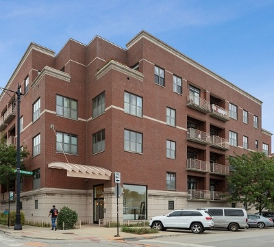 Condo/Townhouse New: 3300 West Irving Park Road #G3