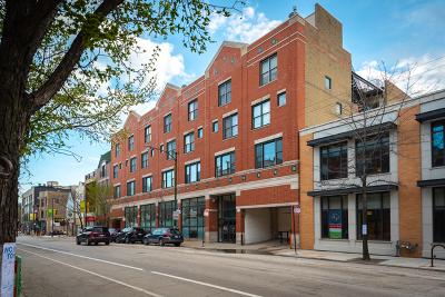 Condo/Townhouse New: 2840 North Lincoln Avenue #G
