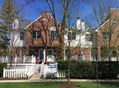 Glenview Condo/Townhouse New: 1840 Prairie Street