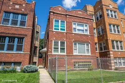 Multi Family Home For Sale: 3306 West Cullom Avenue