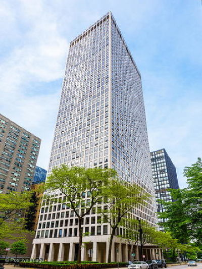 Condo/Townhouse For Sale: 260 East Chestnut Street #2507