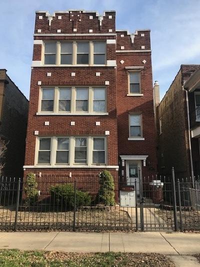 Multi Family Home For Sale: 4637 North Monticello Avenue