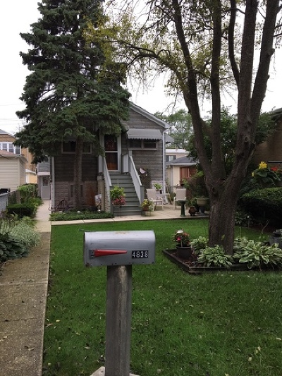 Chicago Residential Lots & Land For Sale: 4838 North McVicker Avenue