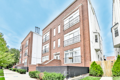 Condo/Townhouse New: 1726 West Diversey Parkway #2E