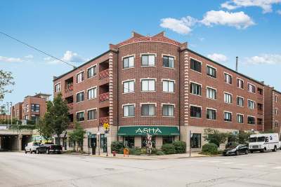 Condo/Townhouse For Sale: 2007 West Churchill Street #206