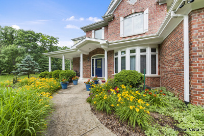 Warrenville Single Family Home For Sale: 29w140 Forest Lane