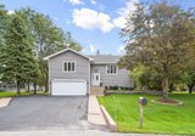 Plainfield Single Family Home New: 12217 Leona Drive