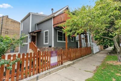 Single Family Home For Sale: 3346 North Marshfield Avenue