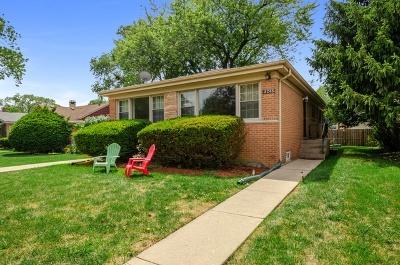 Skokie Single Family Home New: 8246 East Prairie Avenue