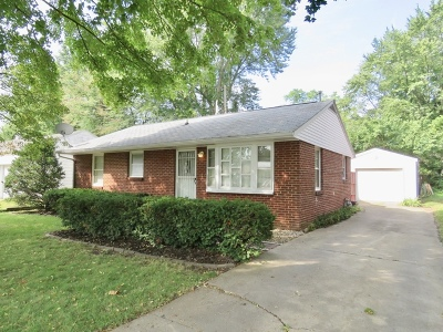Single Family Home For Sale: 807 Richland Avenue