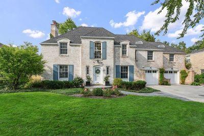 Glenview Single Family Home New: 1760 Grove Street