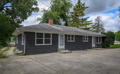 Lisle Single Family Home Price Change: 1519 Ogden Avenue