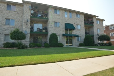 Hickory Hills Condo/Townhouse For Sale: 9005 South Roberts Road #3C