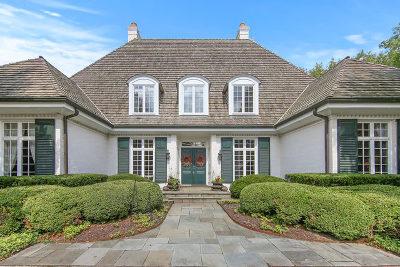 Homer Glen Single Family Home For Sale: 15361 South Mallard Lane