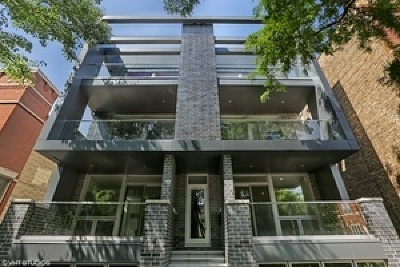 Condo/Townhouse New: 2136 West Lyndale Street #2