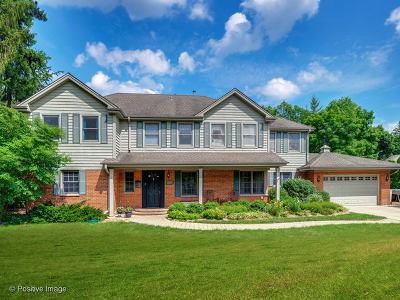Glenview Single Family Home New: 1241 Swainwood Drive