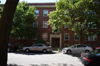 Condo/Townhouse New: 6708 North Lakewood Avenue #1C