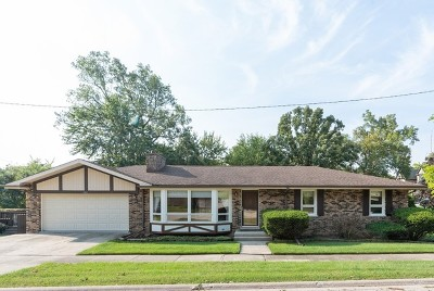 Hickory Hills Single Family Home Contingent: 9401 South 83rd Avenue