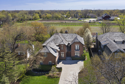 Glenview Single Family Home New: 1541 Kaywood Lane