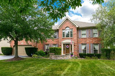 Naperville Single Family Home For Sale: 2536 Nottingham Lane