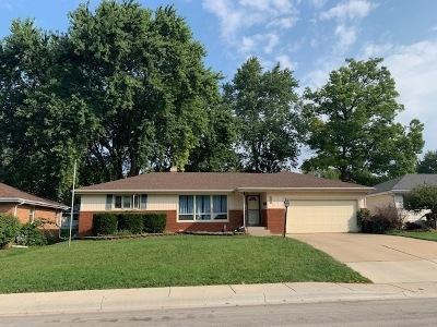 Bradley Single Family Home For Sale: 1279 Blatt Boulevard