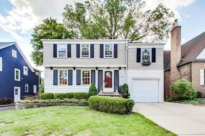 Elmhurst Single Family Home New: 462 South Washington Street