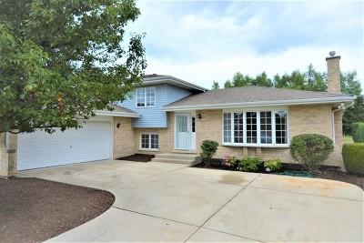 Oak Forest, Orland Hills, Orland Park, Palos Heights, Palos Hills, Palos Park, Tinley Park Rental For Rent: 11540 Kingswood Drive