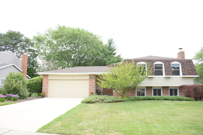 Wheaton Single Family Home For Sale: 1582 Briarcliffe Boulevard