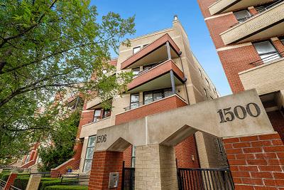 Condo/Townhouse New: 1506 West Grand Avenue #1E