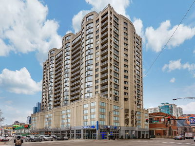 Condo/Townhouse New: 600 North Dearborn Street #611