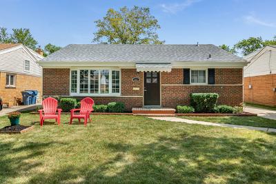 Elmhurst Single Family Home New: 807 South Hawthorne Avenue