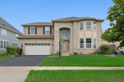 Vernon Hills Single Family Home For Sale: 1710 North Woods Way